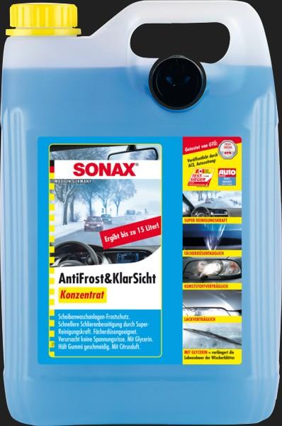 SONAX Anti Frost & Klarsicht Konzentrat (5 Liter)