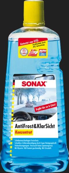 SONAX Anti Frost & Klarsicht Konzentrat (2 Liter)