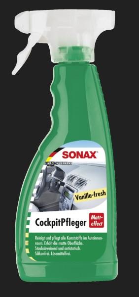SONAX Cockpit Pfleger Matteffect Vanilla-fresh (500ml)