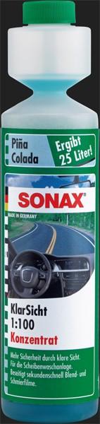 SONAX Klar Sicht 1:100 Konzentrat Pina Colada (250ml)