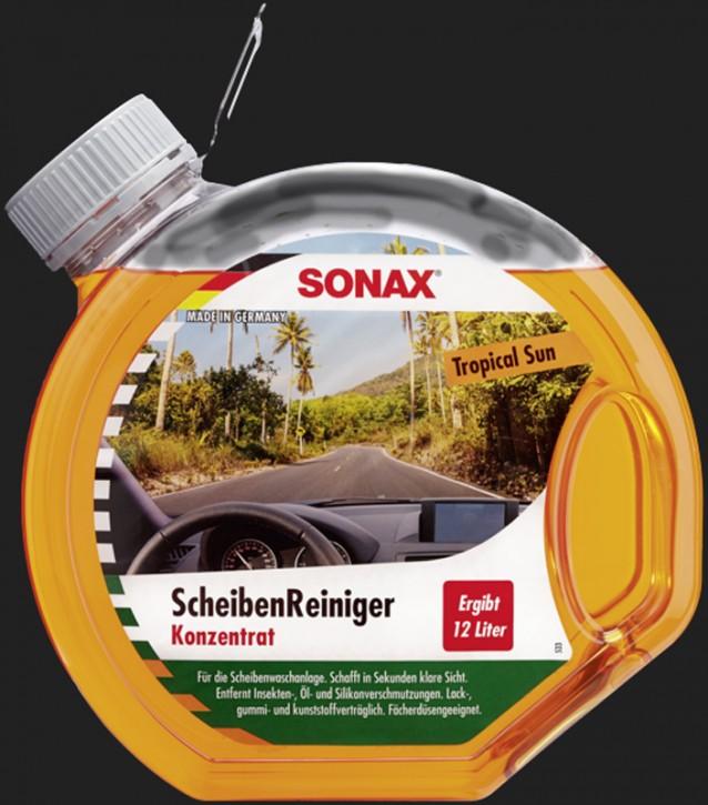 SONAX Scheiben Reiniger Konzentrat Tropical Sun (3 Liter)