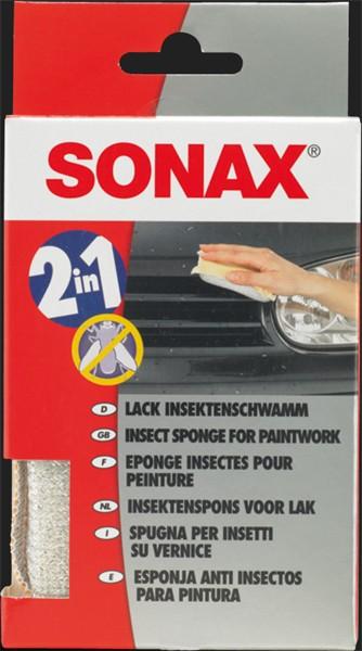 SONAX Lack Insekten Schwamm