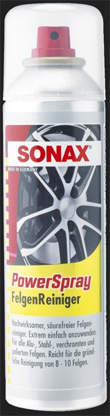 SONAX Power Spray Felgen Reiniger (250ml)
