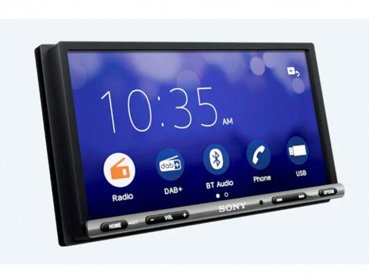 "SONY 6,95""(17,6cm) 2-DIN Autoradio ""XAV-3550D"" WebLink, DAB+(inkl. Antenne), BT OHNE CD Laufwerk"