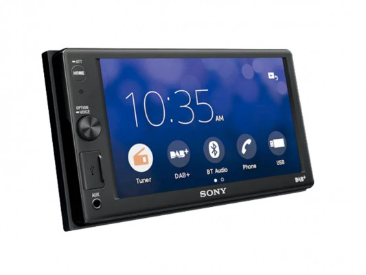 "SONY 6,2""(15,7cm) 2-DIN Autoradio ""XAV-AX1005DB"" inkl. Apple CarPlay, DAB+, BT OHNE CD Laufwerk"