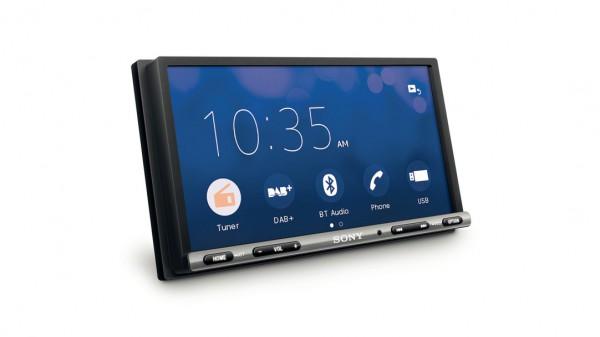 "SONY 6,95""(17,6cm) 2-DIN Autoradio ""XAV-AX3005DB"" Apple CarPlay, AndroidAuto, DAB+, BT OHNE CD Laufwerk"
