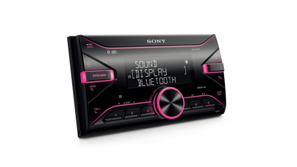 "SONY 2-DIN Autoradio ""DSX-B710D"" inkl. BT, DAB+ OHNE CD Laufwerk"