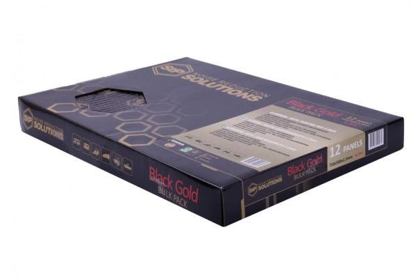 """Standartplast Alubutyl """"Black Gold"""" Bulk Pack (12 x 750x500x2,3mm) 4,5m²"""