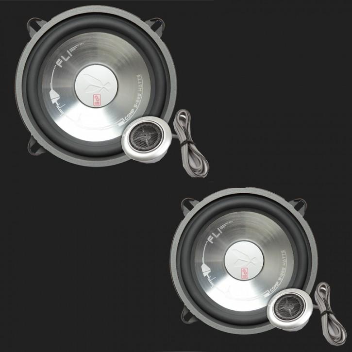 FLI 2-Wege Lautsprecher Komposystem 130mm Max.Power 225 Watt