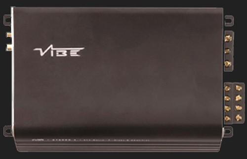 Vibe SlickStereo4-V1 Verstärker 4-Kanal Max.Power 800W @ 2 Ohm Stereo
