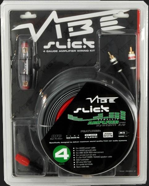"""Vibe OFC Kabelsatz """"SLICK 4"""" auf Basis 21mm²"""