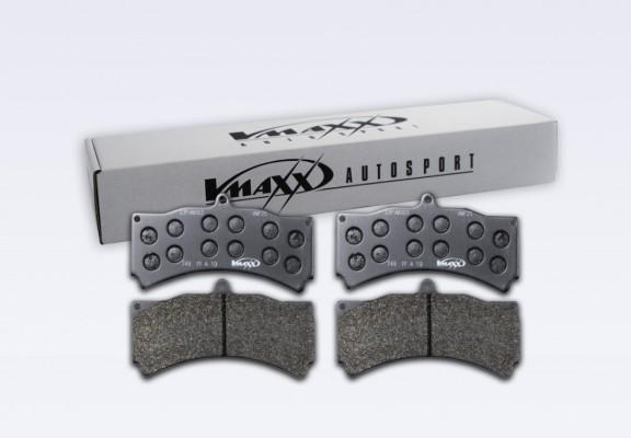 V-MAXX Bremsbeläge passend für alle V-MAXX Big Brake Kits 355/365mm