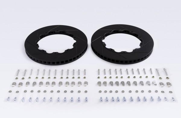 Bremsscheiben Set L+R ohne Zenter inkl. Befestigungsmaterial passend für alle V-MAXX Big Brake Kits 365mm