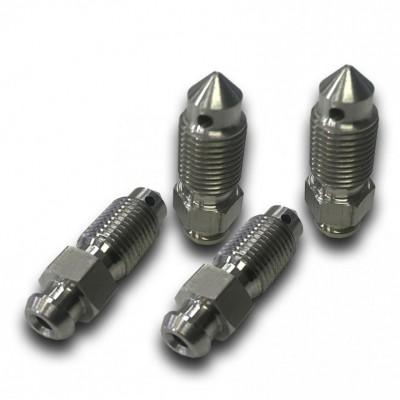 V-MAXX Bremssattel-Entlüftungsschrauben-Set für Big Brake Kits 330mm
