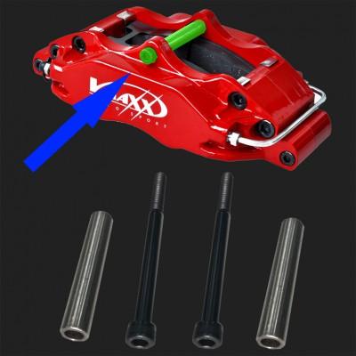 V-MAXX Ersatz Inbusschrauben und Rundhülsen für alle V-MAXX Big Brake Kits 330mm
