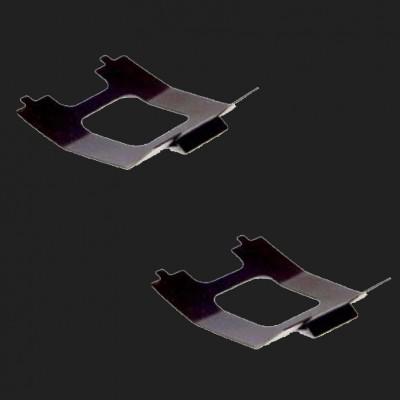 Bremsspannplatten Set am Bremssattel passend für alle V-MAXX Big Brake Kits 330mm (2 Stück)