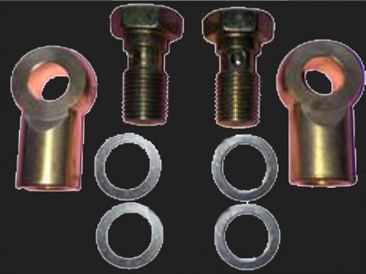 Bremsleitungs Adapter Set (90 Grad) passend für ALLE V-MAXX Big Brake Kits