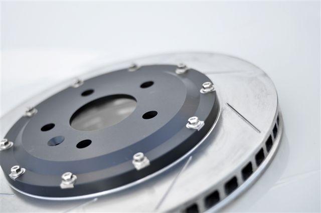 Bremsscheibe LINKS mit Zenter vormontiert passend für alle V-MAXX Big Brake Kits 290mm (Austausch)