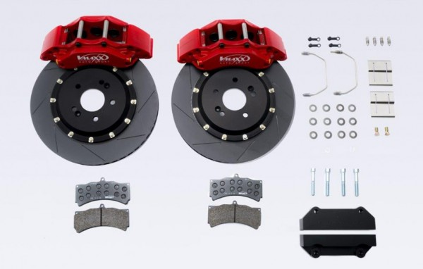 V-MAXX Big Brake Kit (355mm) BMW Z4 (M85) M Coupé / Roadster alle Modelle Bj.01.06 > 08.08
