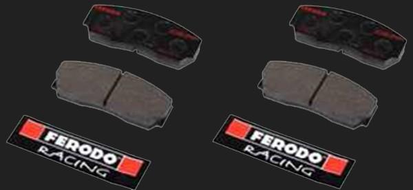 Ferodo Rennsport Bremsbeläge passend für alle V-MAXX Big Brake Kits 330mm