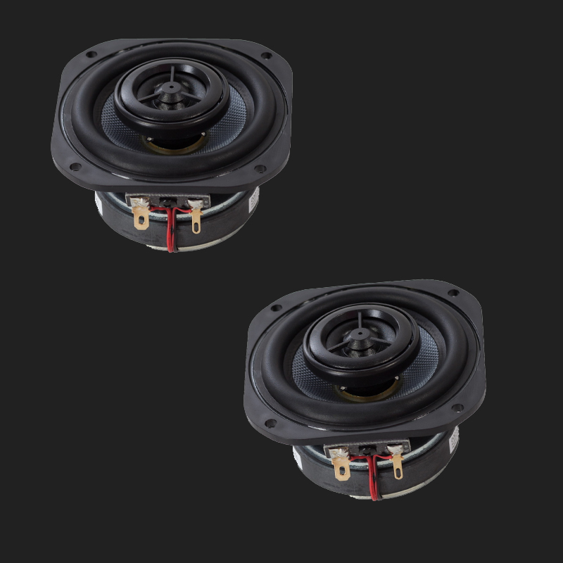 Audio System CO80 CO-SERIES Coaxial System