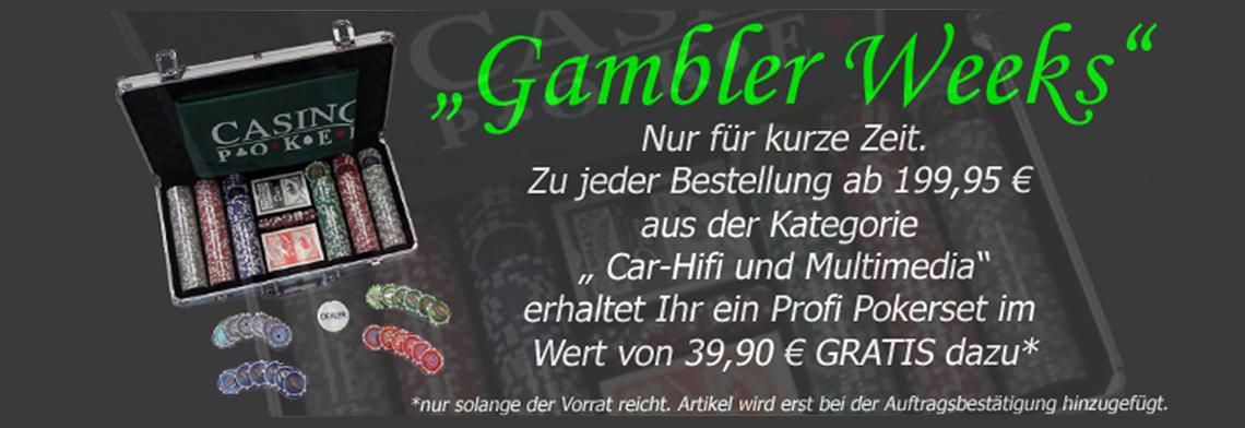 Gambler Weeks