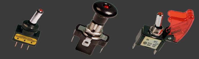 LED Schalter