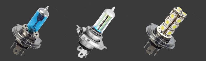 H4 Glühlampen