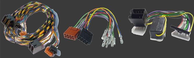 Radio Anschlusskabel / Aktivadapter