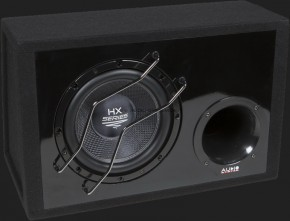 Audio System HX SERIES HIGH END Bassreflex Gehäusesubwoofer HX 10 SQ BR (25cm) MAX.Power 500 Watt