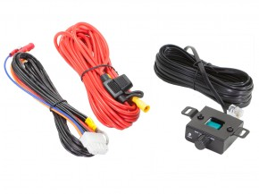 "Audio System UNDERSEAT Gehäusesubwoofer ""US 08 ACTIVE"" (20cm) MAX.Power 200 Watt"