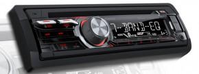 Clarion CZ315E 1-DIN CD / USB / MP3 / WMA Steuergerät mit Bluetooth Schnittstelle