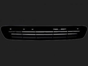 dectane Frontgrill Opel Astra G 98-04 ABS schwarz ohne Emblem