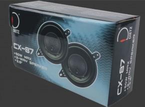"Dietz ""CX-87"" 2-Wege Koax-Lautsprecher-Set 3,5""(8,7cm) Max.Power 50 Watt"