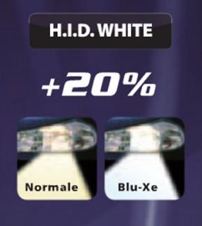 Pilot 'Blue-XENON' Halogenlampen H7, 55W, 12V +20% mehr Licht (2Stück)