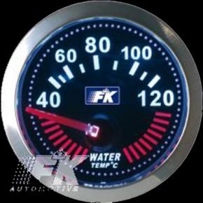 FK Zusatzinstrument Wassertemp. 52mm/silber (S.2)