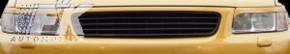 FK Sportgrill ohne Emblem  Audi A3 (8L) schwarz