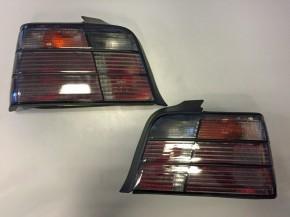 in.Pro Rückleuchten BMW 3er (E36) 92-98 Limousine in schwarz (Abverkauf)