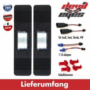devil eyes LED Tagfahrlicht-Set 160x25x55mm mit 5 LED