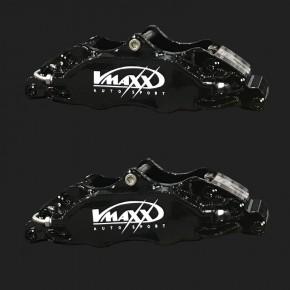 Farbänderung in schwarz glänzend für alle 330mm V-MAXX Big Brake Bremssättel (Nur möglich bei Bestellung eines neuen Big Brake Kits)
