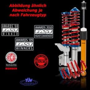 V-MAXX Schraubfahrwerk Ford Focus 1.4/1.6/1.8/2.0/1.8TD/TDdi/TDCi (DAW/DBW/DFW) ohne 2.0 RS/Stationw./Turnier